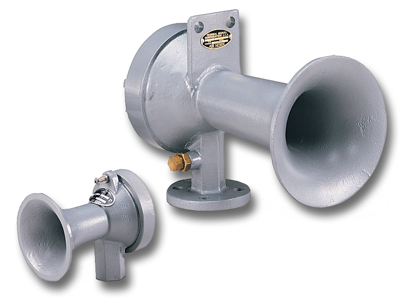 3H and 6H Air Horn Signals