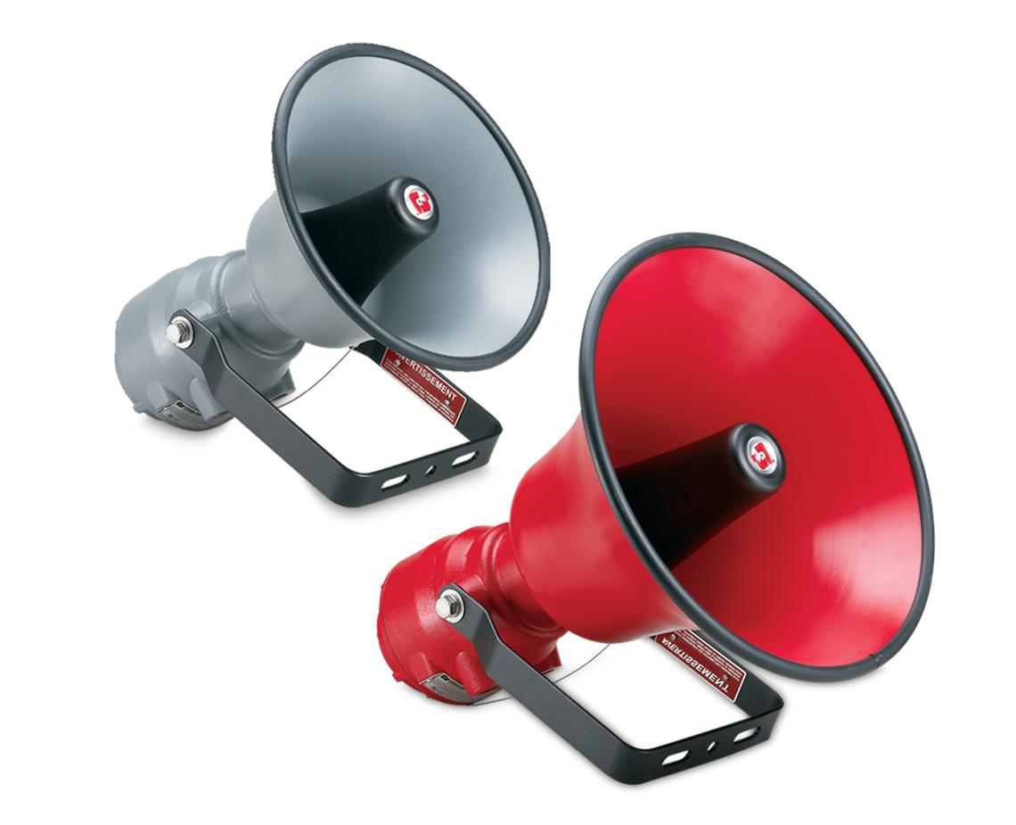 AM300X AudioMaster Public Address ExplosionProof 15 Watt Speaker – Explosion Proof Light Wiring Diagram