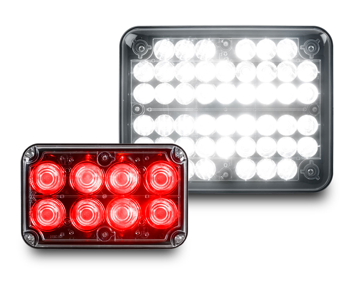 Led Traffic Clearing Light Federal Signal