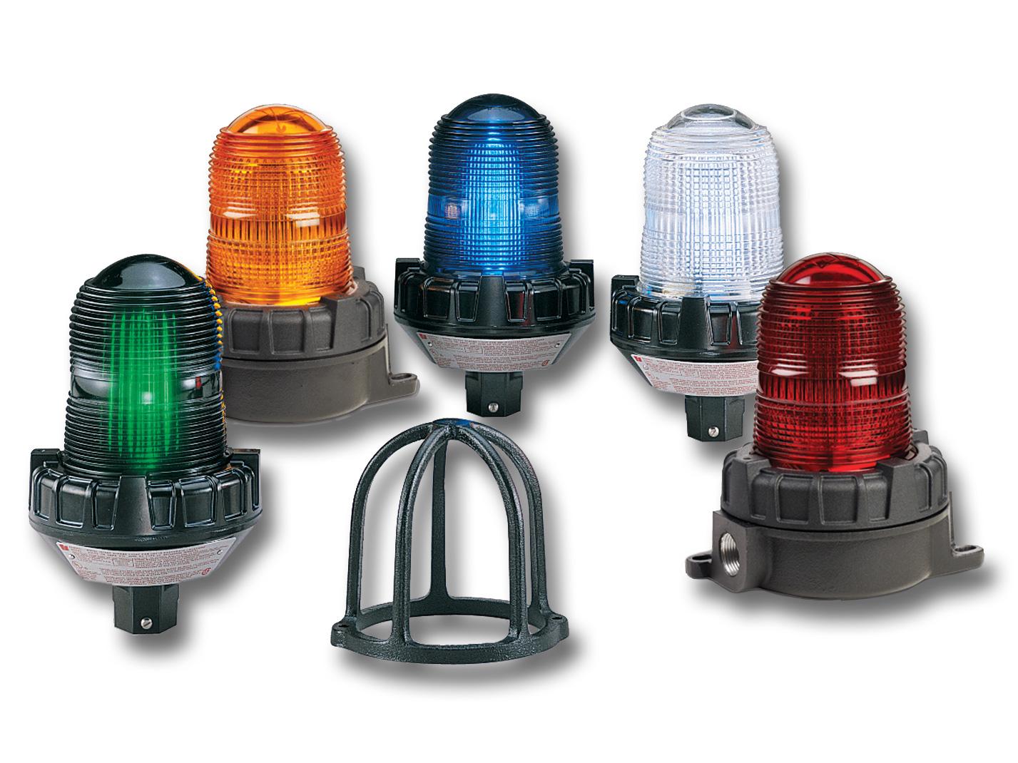 151xst Hazardous Location Warning Light Federal Signal