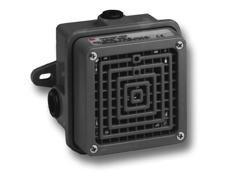 Federal Signal 350WB-120 Horn 120VAC Weatherproof Back Box