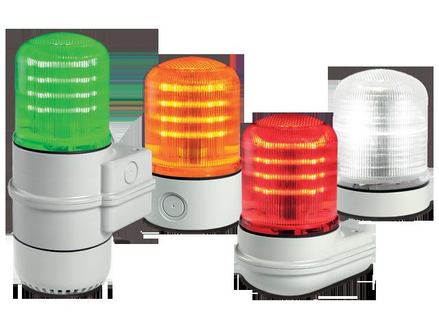 SLM100A FED-SIG GY LED BEACON