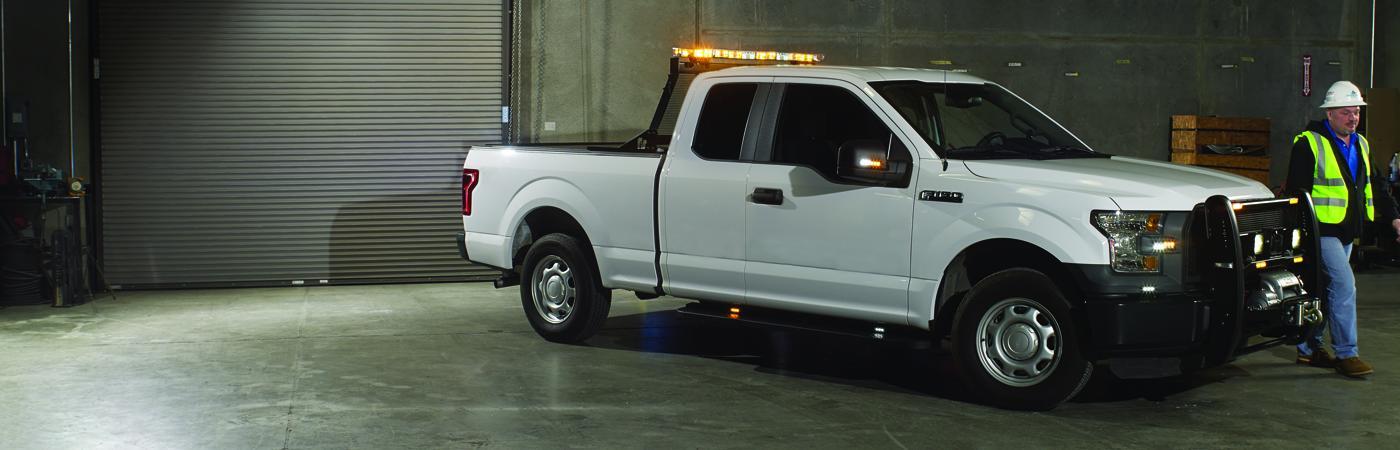Main work truck