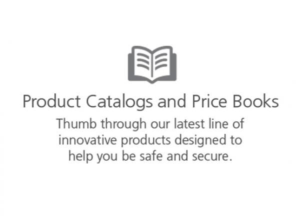 Product Catalog and Price List