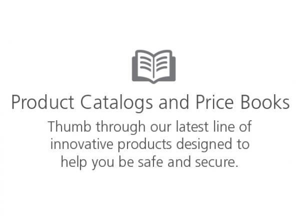 Catalogs and Price books