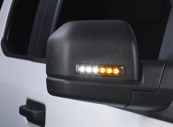 Exterior Mount/Perimeter Warning Lights