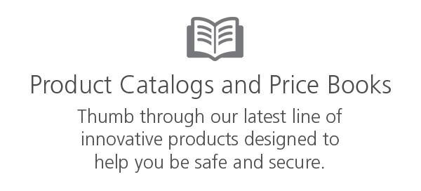 Catalogs and Price books
