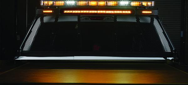 Directional Warning Lights