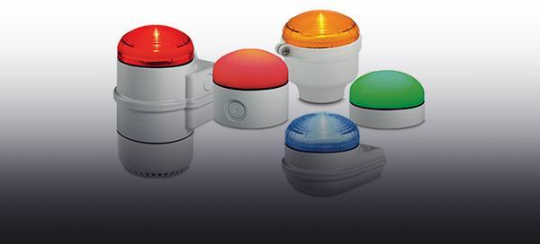 SLM300/SLM350 Low Profile Beacon