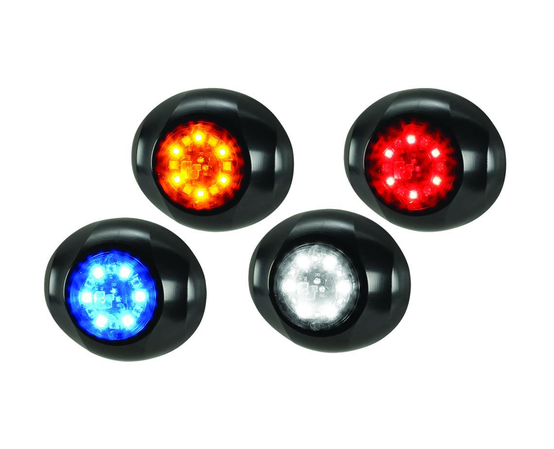 416900 416910 Corner Led Federal Signal Mounting System For Emergency On Lighting Wiring Diagram Color Options
