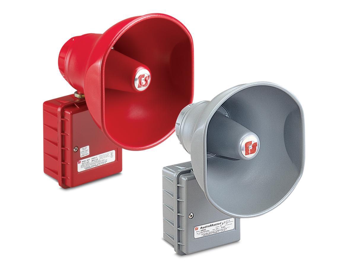 Am300 Audiomaster 174 Public Address 15 Watt Speaker