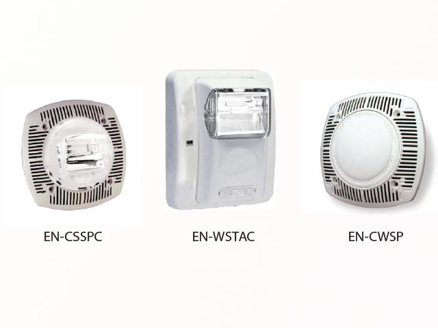 Indoor Speakers Amp Strobes For Emergency Notification
