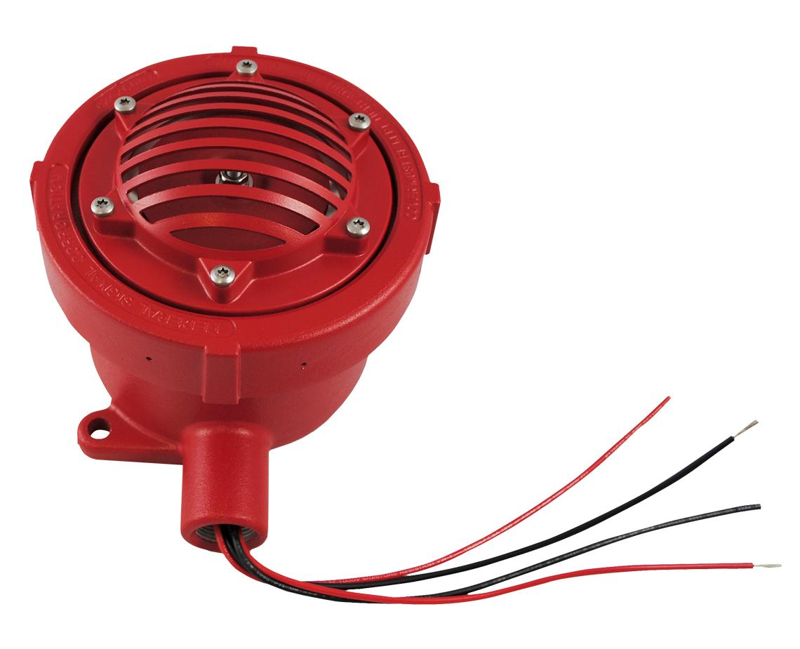 Excellent Fhex Explosion Proof Vibrating Horn Federal Signal Wiring Cloud Tobiqorsaluggs Outletorg