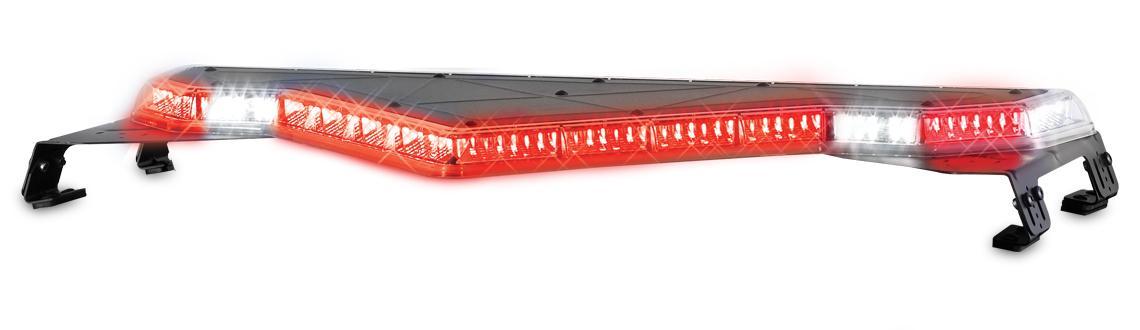 Valor Light Bar Red