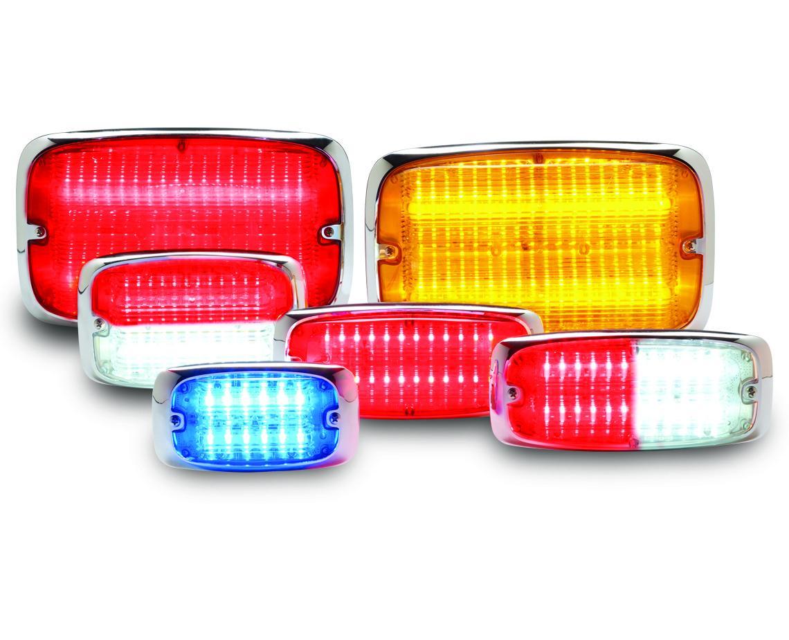 Fireray Led Perimeter Lights Federal