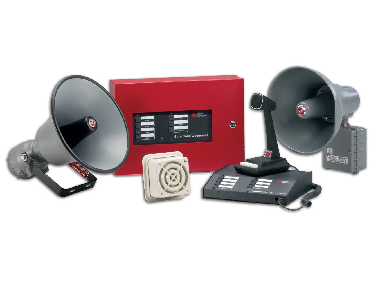 Overview Selectone 174 Plant Wide Warning And Industrial Pa