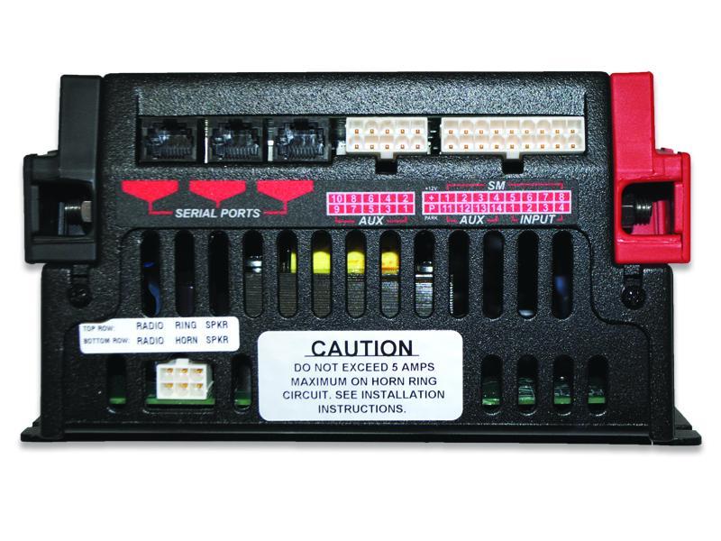 smartsiren� platinum federal signal PA 300 Wiring Diagram