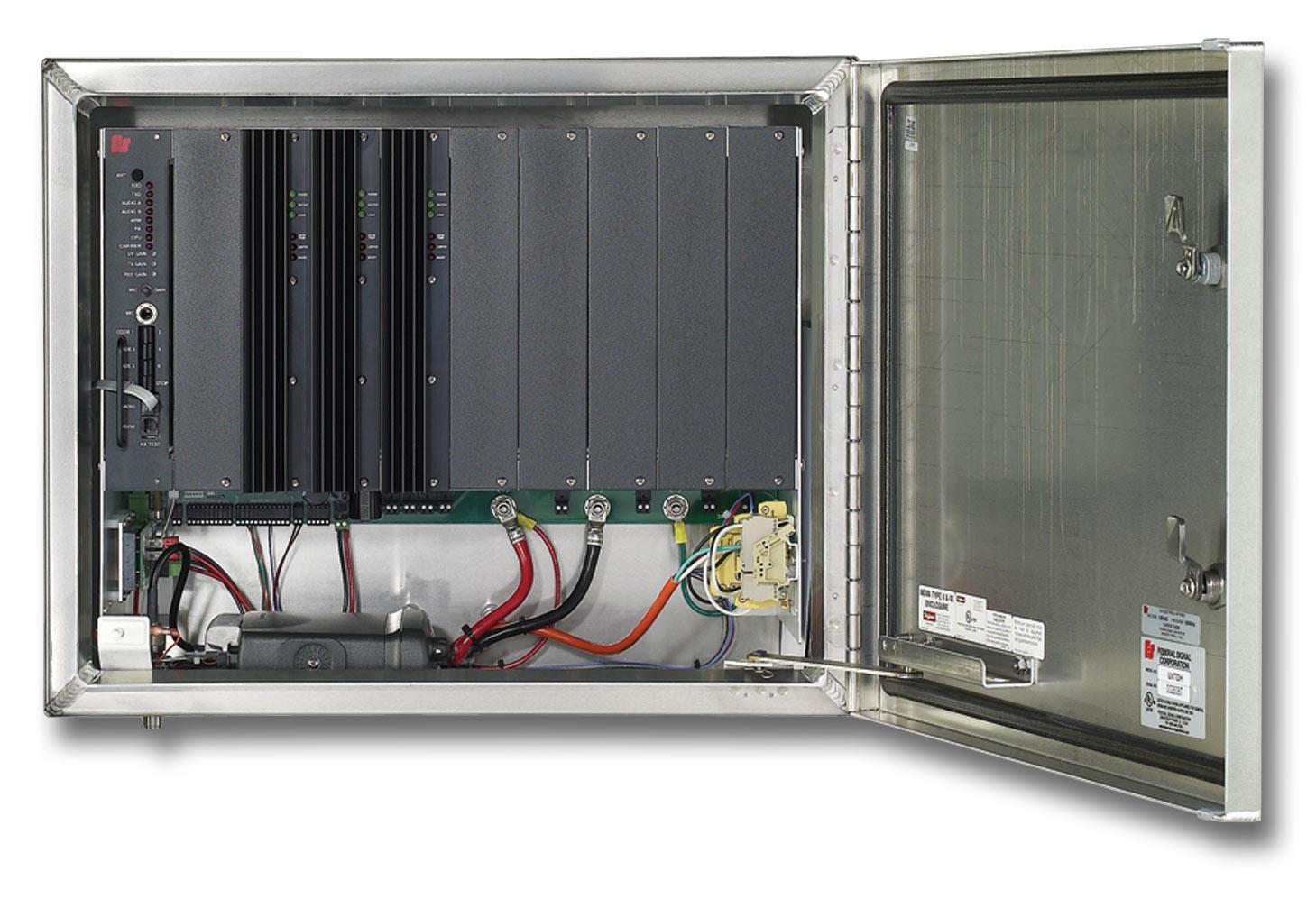 UV UltraVoice® Electronic Siren Controller