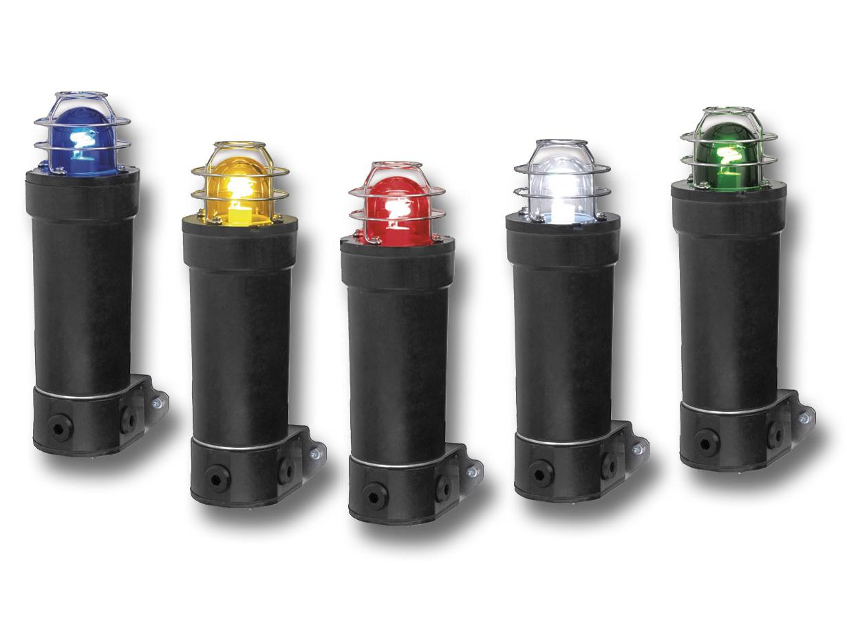 Outdoor Strobe Lights Visual signals signaling platforms led beacons strobe and wv450xd and wv450xe flameproof grp strobe light workwithnaturefo