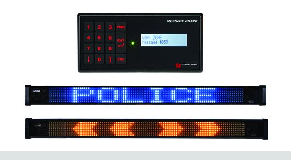 Police Products Federal Signal