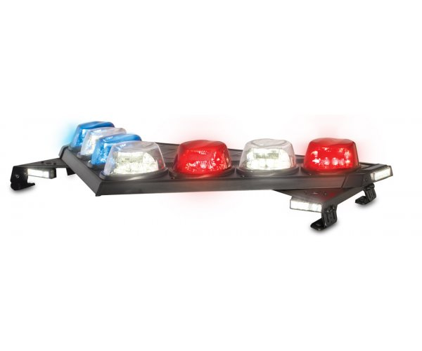Police vehicle light bars federal signal police vision slr aloadofball Choice Image