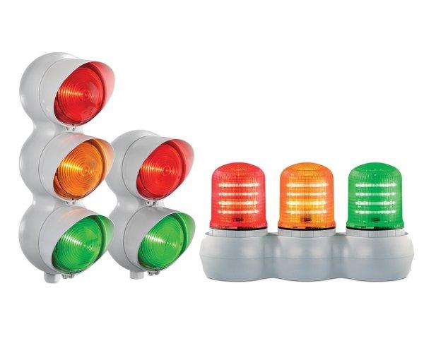 Visual Signals - Signaling Platforms, LED Beacons, Strobe